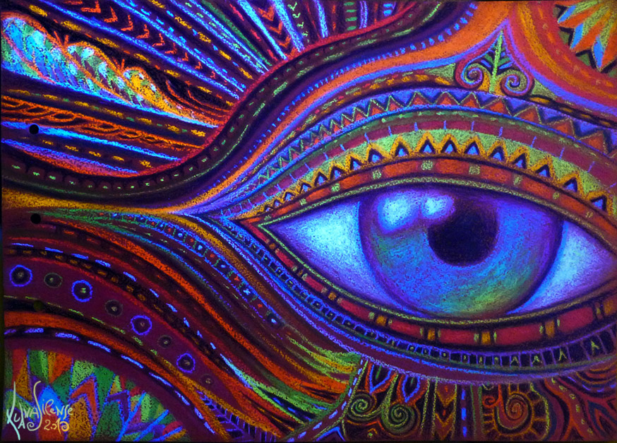 cosmic eye by itokashi CC